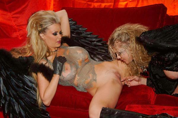 Jenna Jameson lesbisk porr filmer